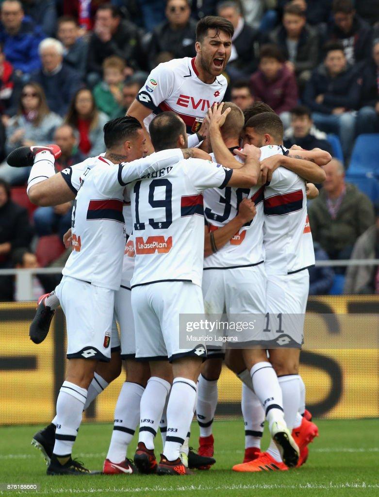 FC Crotone v Genoa CFC - Serie A