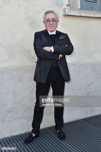 Luca Sabatelli attends a 'Private view of 'TV 70 Francesco Vezzoli Guarda La Rai' at Fondazione Prada on May 7 2017 in Milan Italy