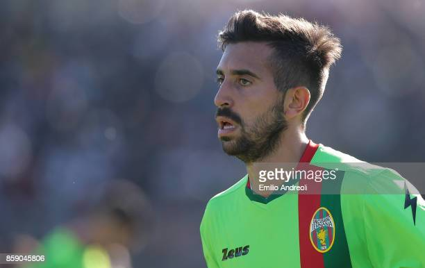 Luca Tremolada of Ternana Calcio looks on during the Serie B match between US Cremonese and Ternana Calcio at Stadio Giovanni Zini on October 8 2017...