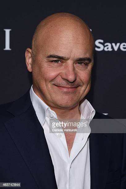 Luca Zingaretti attends BVLGARI And Save The Children STOP THINK GIVE PreOscar Event at Spago on February 17 2015 in Beverly Hills California