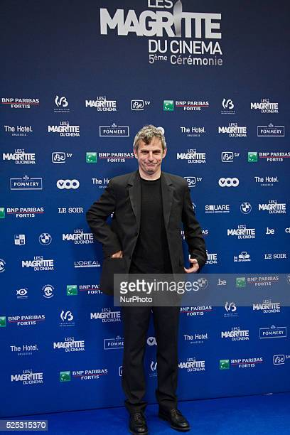 Lucas Belvaux at the Magritte Awards celebrating the best of the Belgian Movie Industry