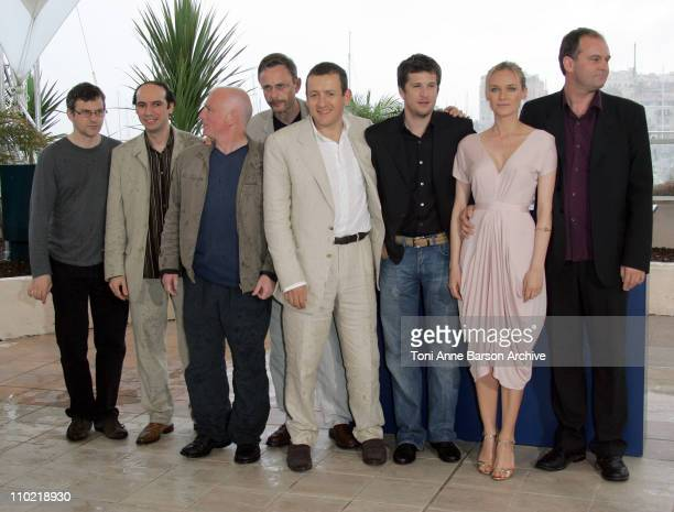 Lucas Belvaux Philippe Rombi Gary Lewis Christophe Rossignon Dany Boon Guillaume Canet Diane Kruger and Christian Carion