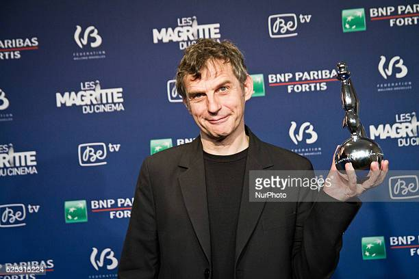 Lucas Belvaux received the award for the best screenplay at the Magritte Awards celebrating the best of the Belgian Movie Industry