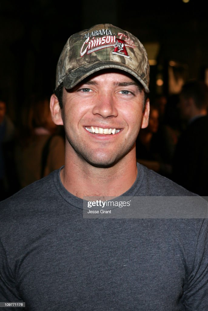 Lucas Black during Universal Pictures' 'Jarhead' World Premiere - Arrivals at Arclight Hollywood in Hollywood, California, United States.