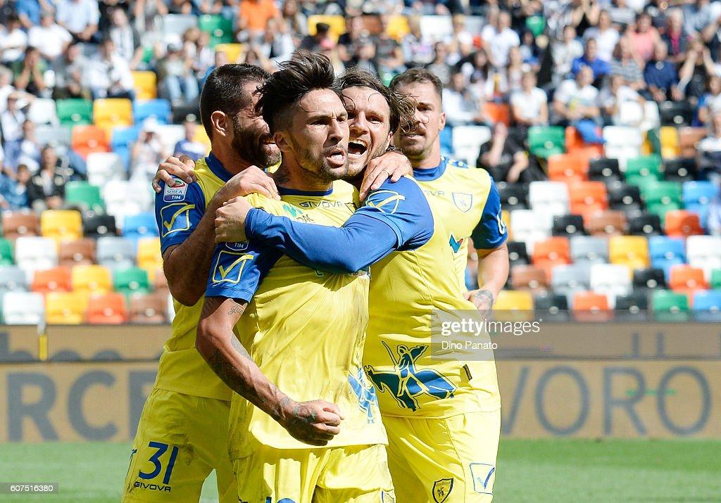 Udinese Calcio v AC ChievoVerona - Serie A
