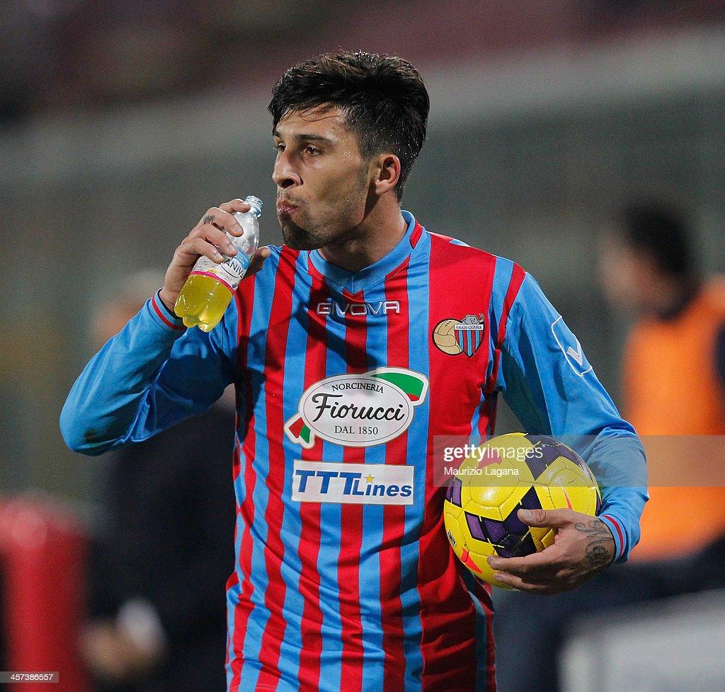 Calcio Catania v Hellas Verona FC - Serie A