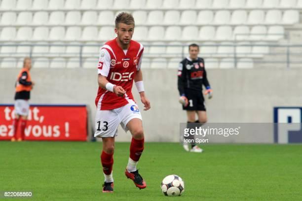 Lucas DEAUX Reims / UNFP Match amical