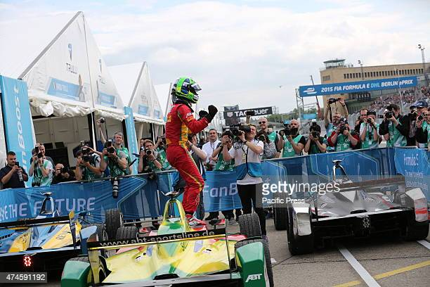 Lucas di Grassi disqualified and D'Ambrosio gets victory in Formula E A few hours after the race di Grassi was disqualified because it was found out...