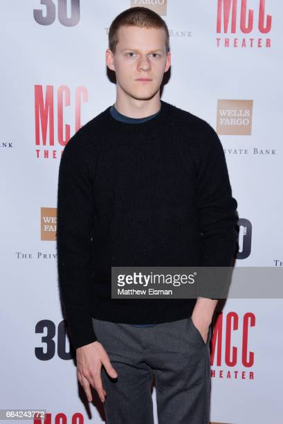 Lucas Hedges attends Miscast 2017 at Hammerstein Ballroom on April 3 2017 in New York City
