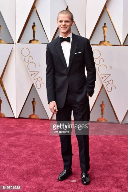 Lucas Hedges attends the 89th Annual Academy Awards at Hollywood Highland Center on February 26 2017 in Hollywood California