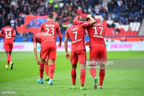 Paris Saint-Germain v SC Bastia - Ligue 1 : News Photo