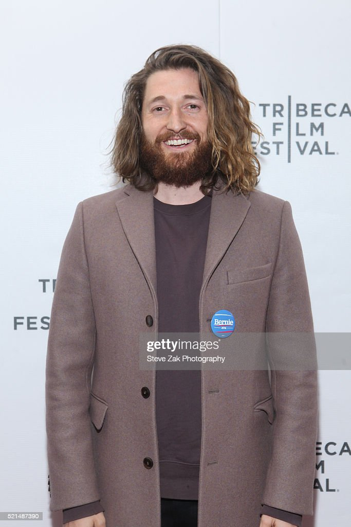 Lucas Neff attends 'Fear, Inc.' premiere during 2016 Tribeca Film Festival at Regal Battery Park 11 on April 15, 2016 in New York City.