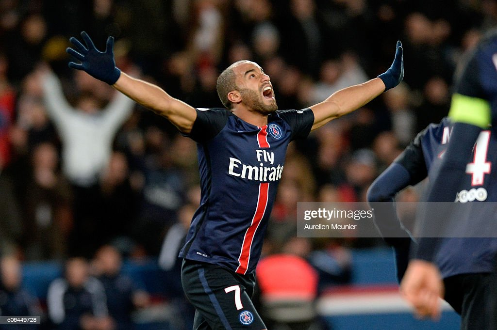 Paris Saint-Germain v Angers SCO - Ligue 1