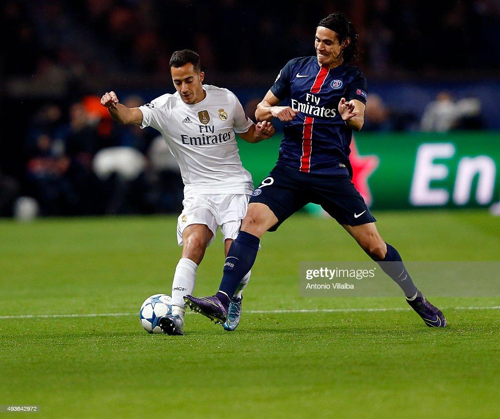 Paris Saint-Germain V Real Madrid CF