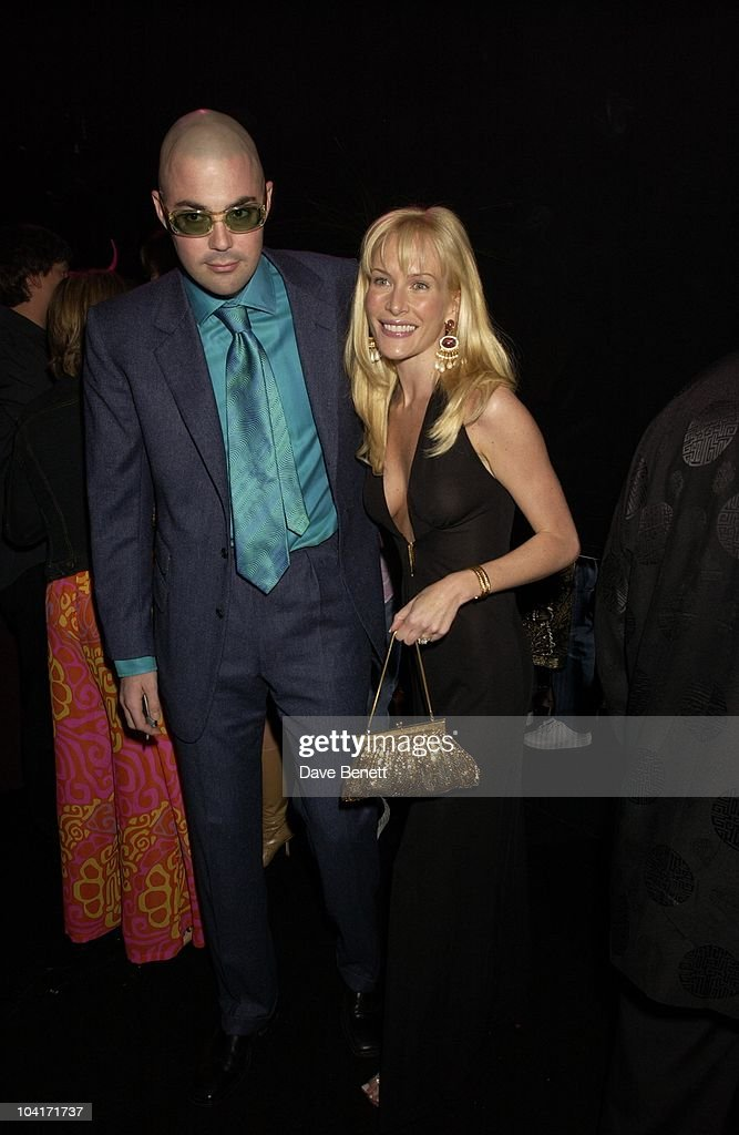Lucas White & Normandie Keith, Valentino Party, At The Serpentine Gallery, London