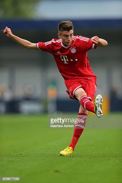 LucasJulian Scholl of Bayern Munich Youth