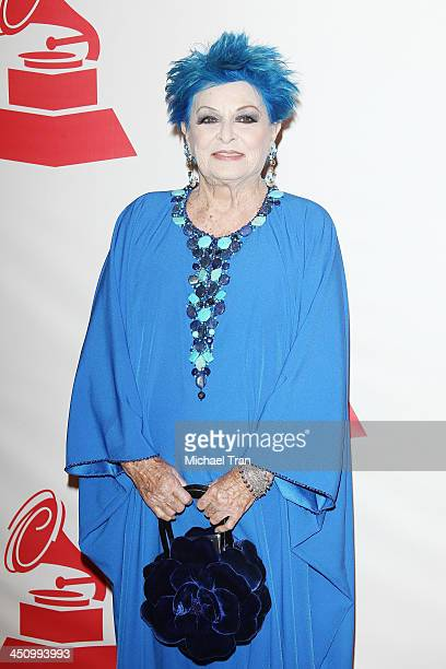 Lucia Bose arrives at the 2013 Latin Recording Academy Person of the Year honoring Miguel Bose held at Mandalay Bay Resort and Casino on November 20...