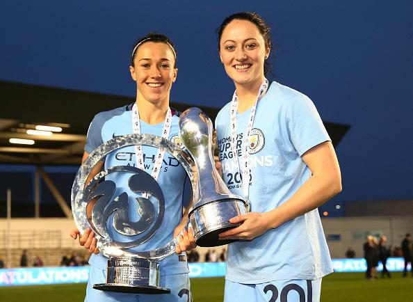 WSL 1: Manchester City Women v Birmingham City Ladies : News Photo