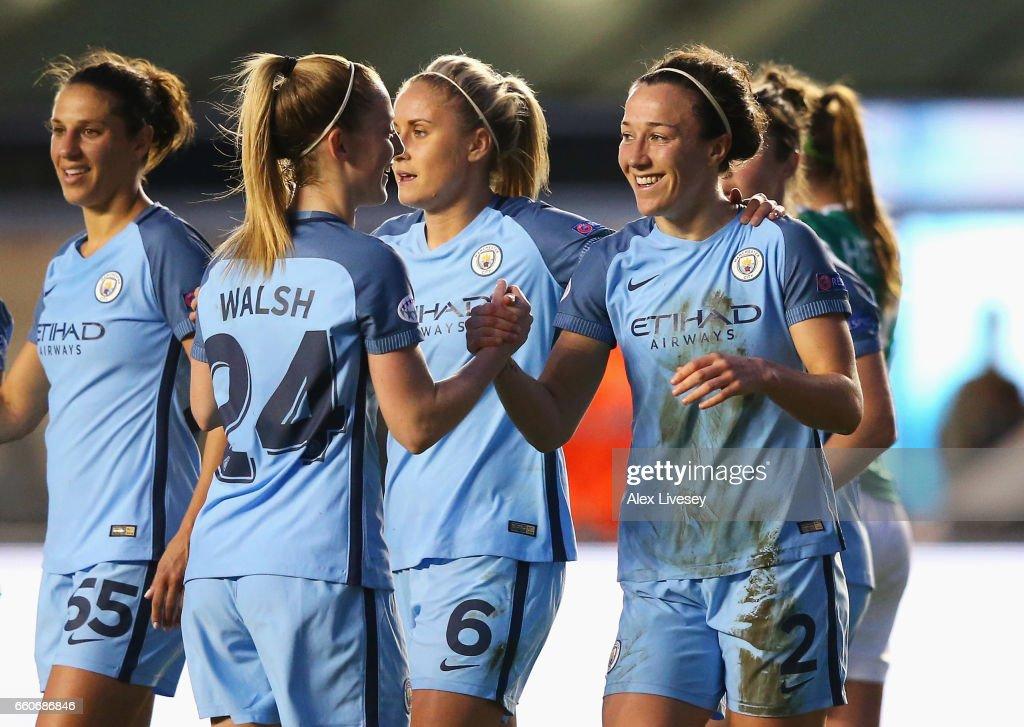 Manchester City v Fortuna - UEFA Women's Champions League