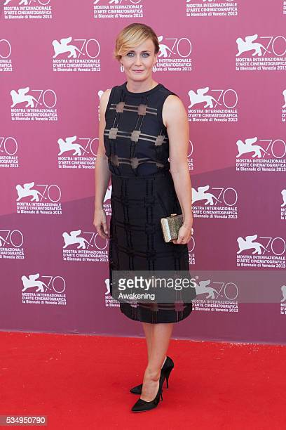 Lucia Mascino at the photocall for 'Piccola Patria' during the 70th Venice International Film Festival