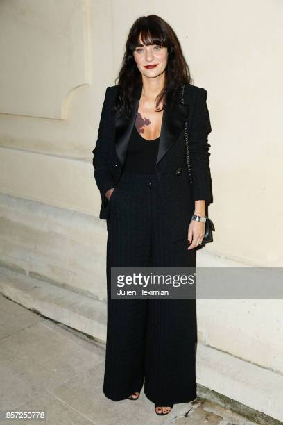 Lucia Pica attends the Chanel 'Code Coco' Watch Launch Party as part of the Paris Fashion Week Womenswear Spring/Summer 2018 on October 3 2017 in...