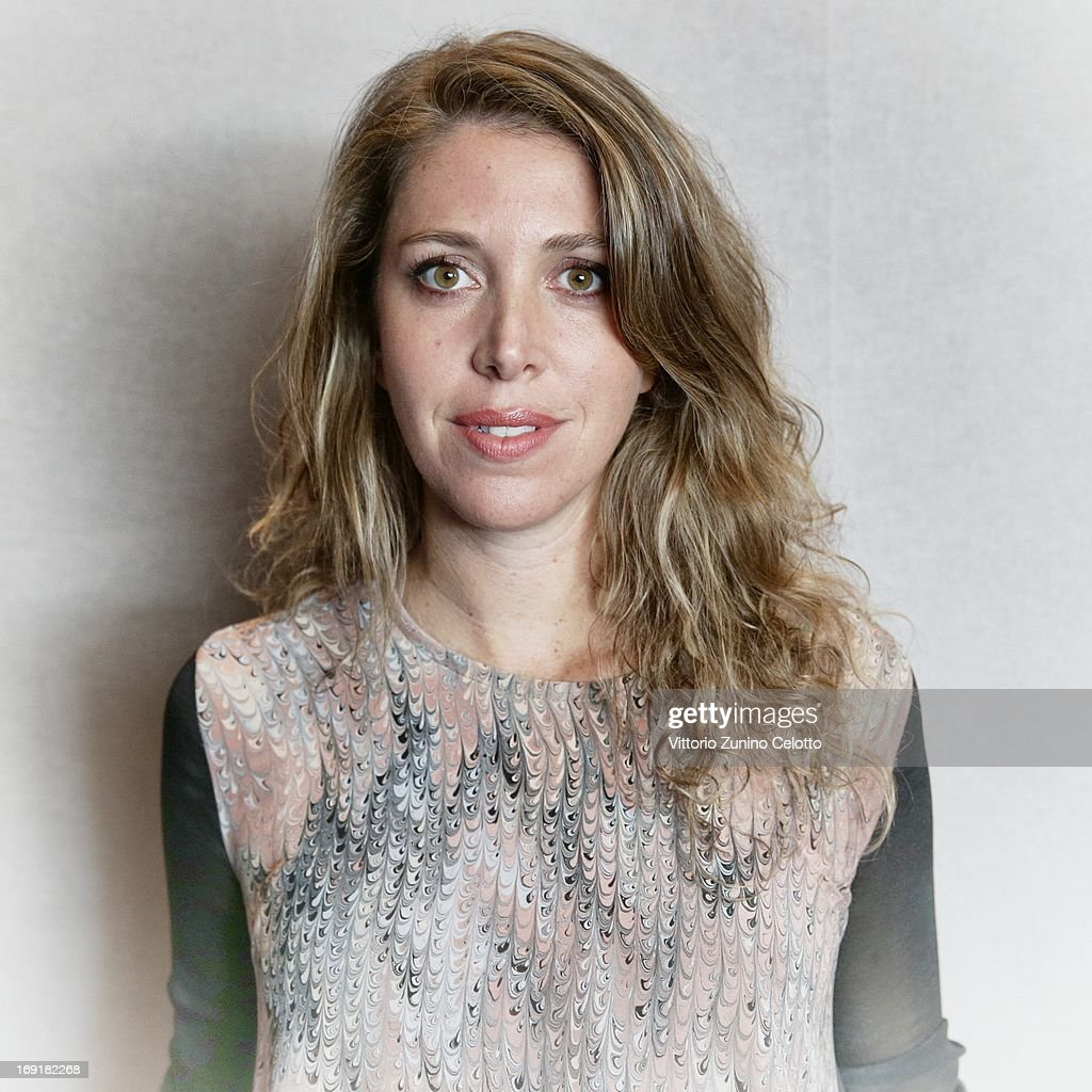 . Lucia Puenzo poses at 'Wakolda' Portrait Session during The 66th Annual Cannes Film Festival at Palais des Festivals on May 21, 2013 in Cannes, France.