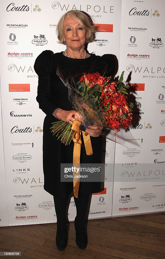 Lucia van der Post at the Walpole Awards of Excellence 2011 at Banqueting House on November 14, 2011 in London, England.