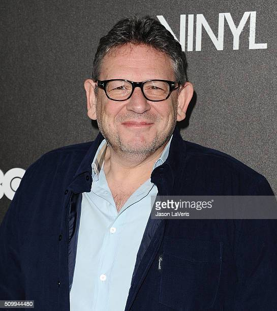 Lucian Grainge attends the 2016 Billboard Power 100 celebration at Bouchon on February 12 2016 in Beverly Hills California