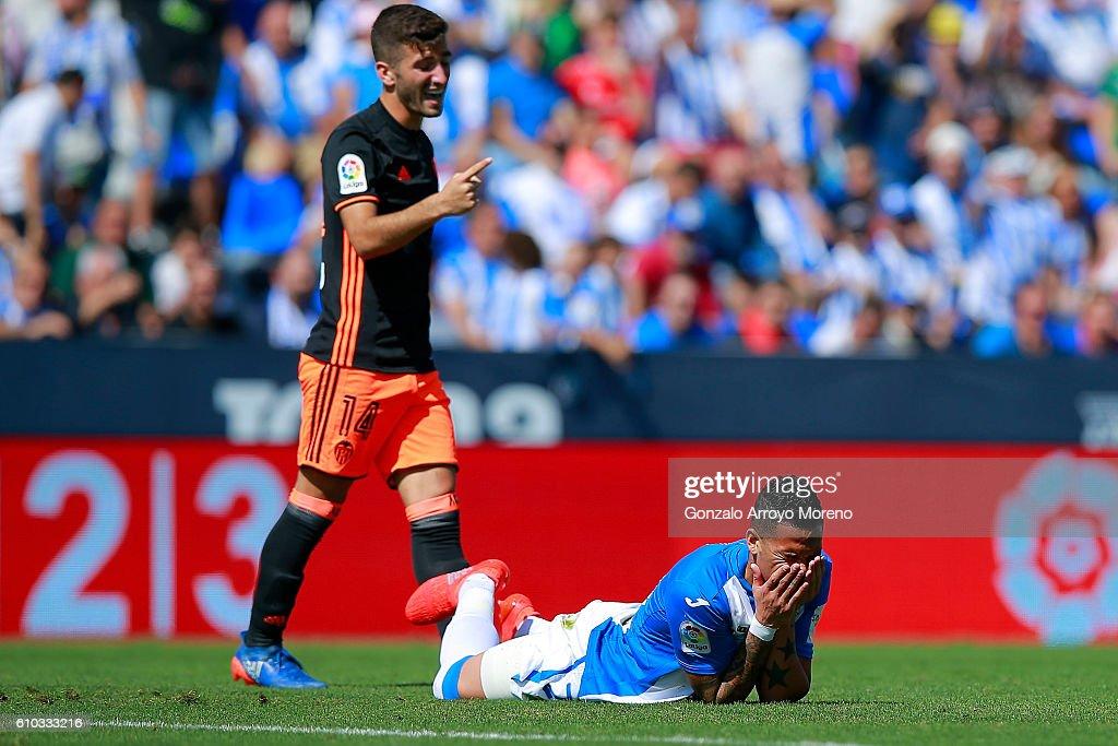 CD Leganes v Valencia CF - Copa del Rey Round of 32