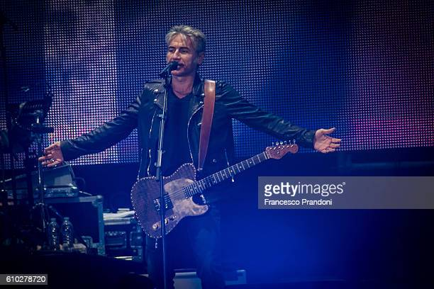 Luciano Ligabue Performs In Monza on September 24 2016 in Monza Italy