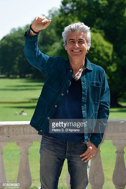 Luciano Ligabue Presents Scusate Il Disturbo on May 6 2016 in Monza Italy
