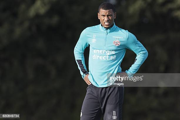 Luciano Narsingh of PSVduring the training camp of PSV Eindhoven on January 3 2017 at Cadiz Spain