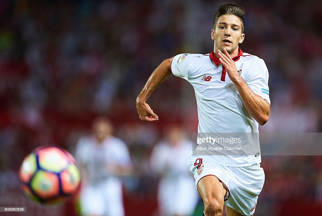 Sevilla FC v Real Betis Balompie - La Liga : News Photo