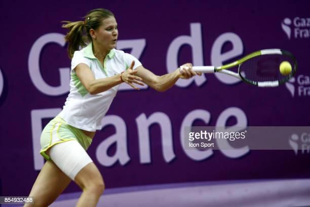 Lucie SAFAROVA 1/2 finale Open Gaz de France paris
