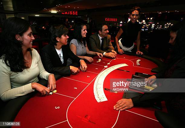 Lucien Barriere Casino Theatre Opening In Toulouse France On October 14 2007 The Lucien Barriere casino theatre opens its doors this weekend in...