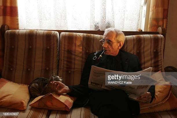 Lucien Leger Freedom Found After 41 Years In Prison Lucien LEGER 68 ans le plus ancien détenu de France retrouve la liberté après 41 ans passés en...