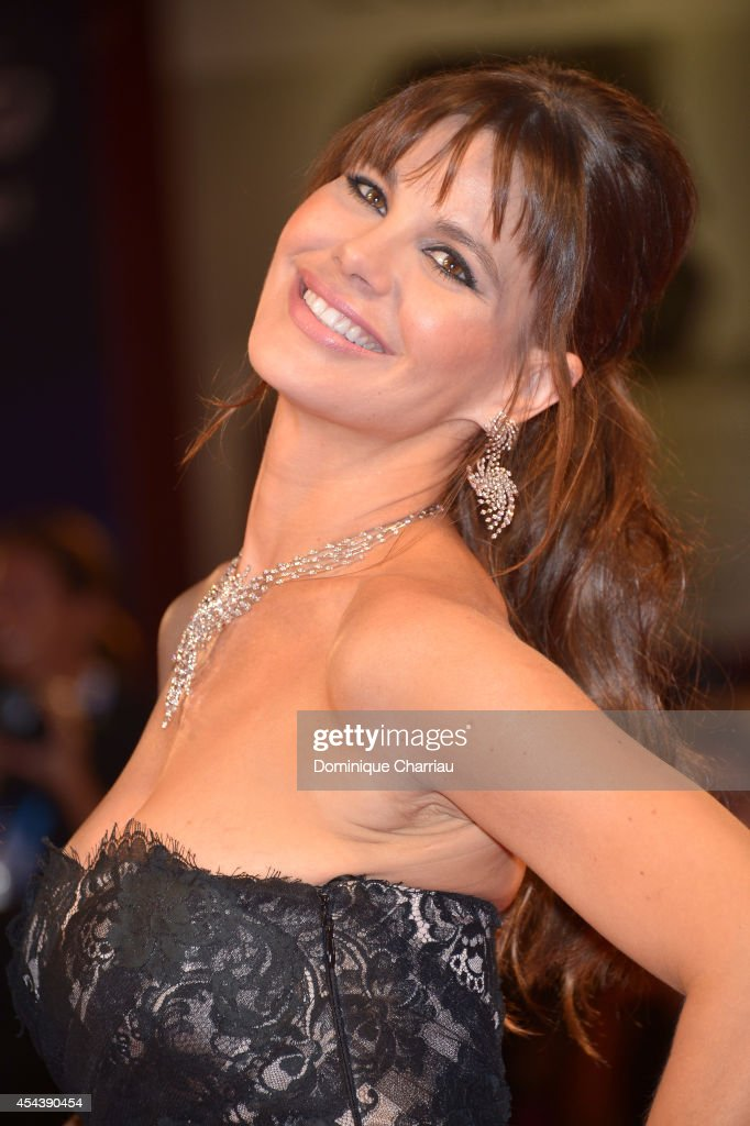 <a gi-track='captionPersonalityLinkClicked' href=/galleries/search?phrase=Lucila+Sola&family=editorial&specificpeople=6898117 ng-click='$event.stopPropagation()'>Lucila Sola</a> attends the 'The Humbling' premiere during the 71st Venice Film Festival on August 30, 2014 in Venice, Italy.