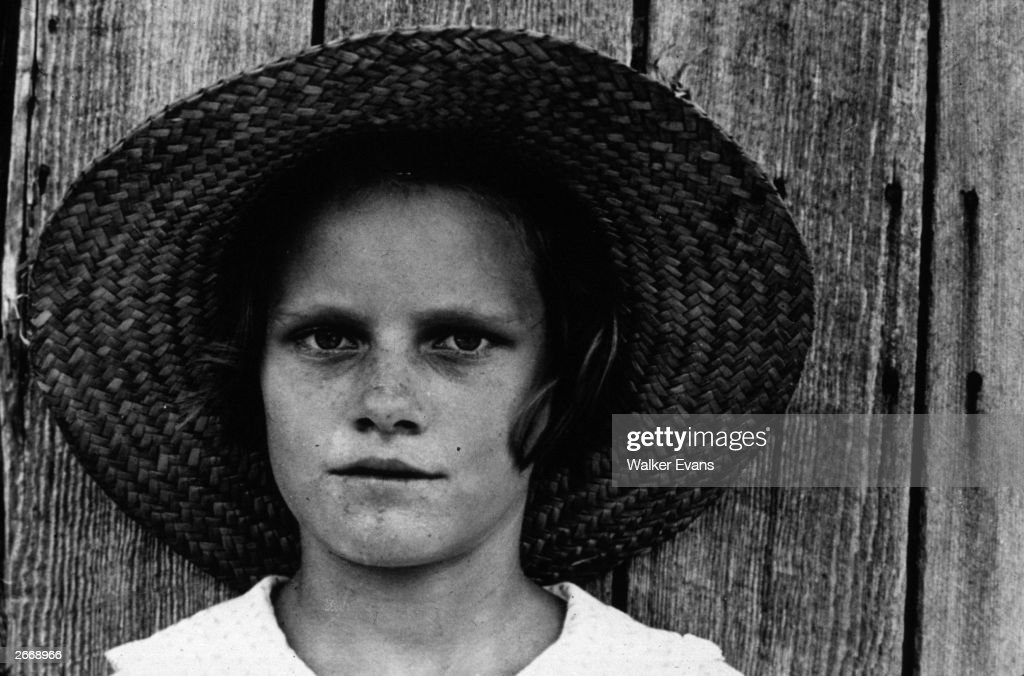 Lucille Burroughs, the daughter of a cotton sharecropper in Hale County, Alabama.
