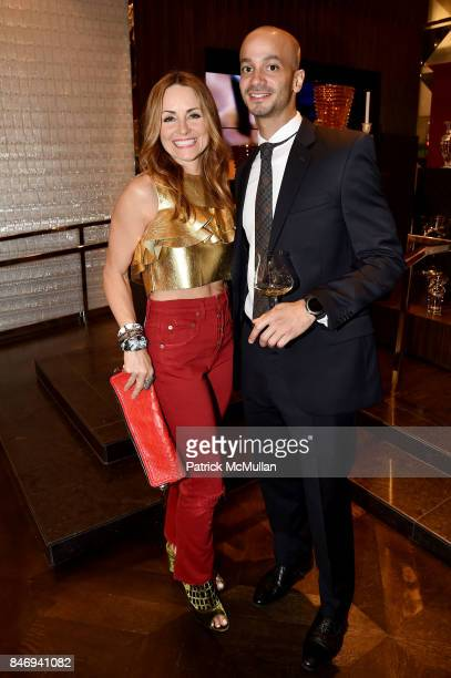 Lucinda Loya Wilkin Cabrera and Baccarat celebrates The French Style Issue with ELLE DECOR on September 13 2017 in New York City