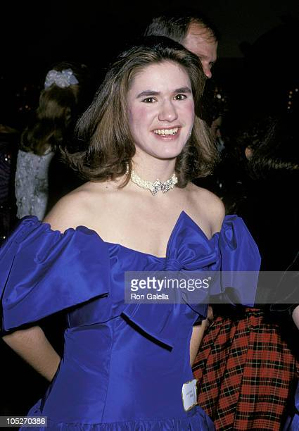 Lucinda Robb during 1987 Pre Party For The International Debutante Ball at St Regis Hotel in New York City New York United States