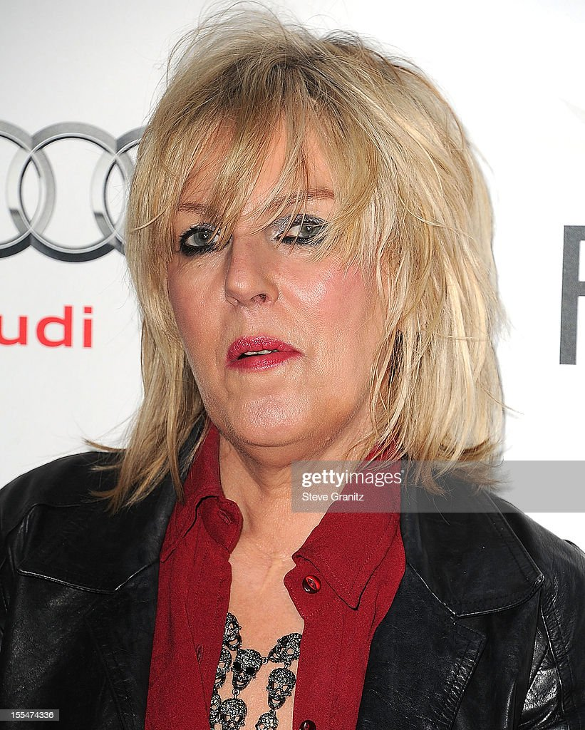 Lucinda Williams arrives at the 2012 AFI FEST - 'Holy Motors' Special Screening at Grauman's Chinese Theatre on November 3, 2012 in Hollywood, California.