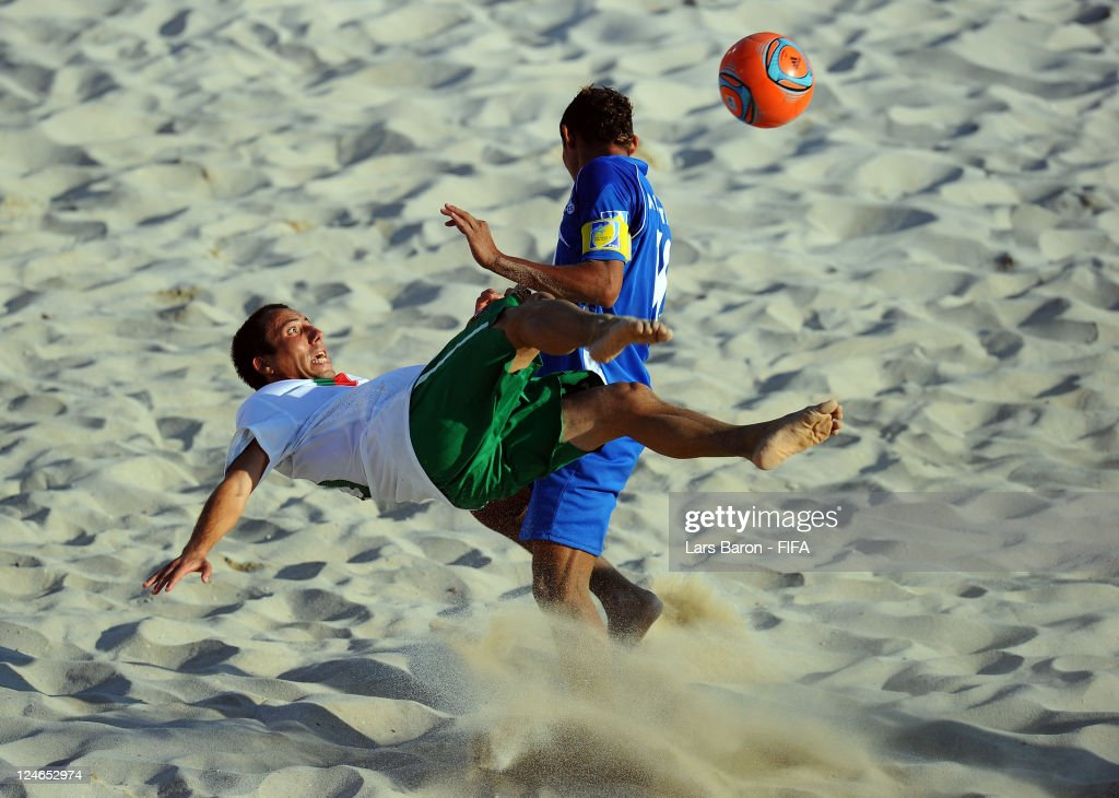 El Salvador v Portugal: FIFA Beach Soccer World Cup - 3rd Place Playoff