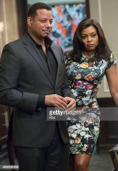 Lucious and Cookie have a meeting in the 'Sins of the Father' episode of EMPIRE airing Wednesday March 11 on FOX