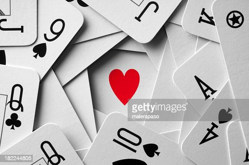 Luck in love : Stock Photo