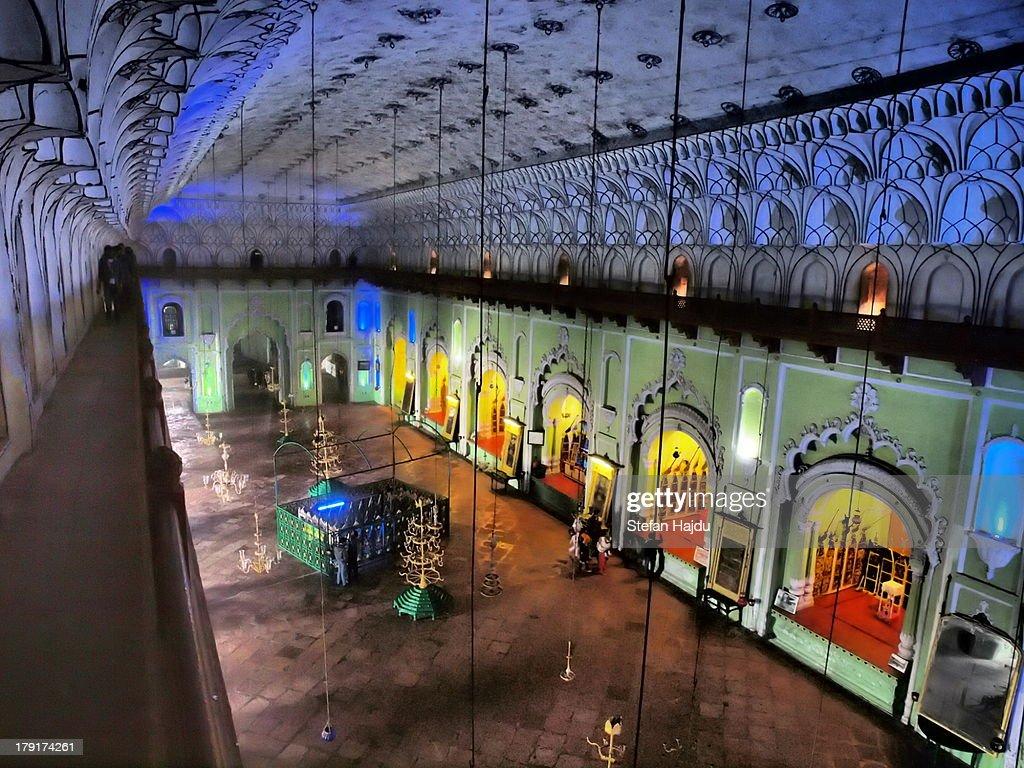Lucknow - Hall