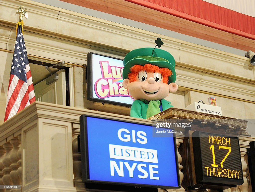 Visits the new york stock exchange on march 17 2011 in new york city