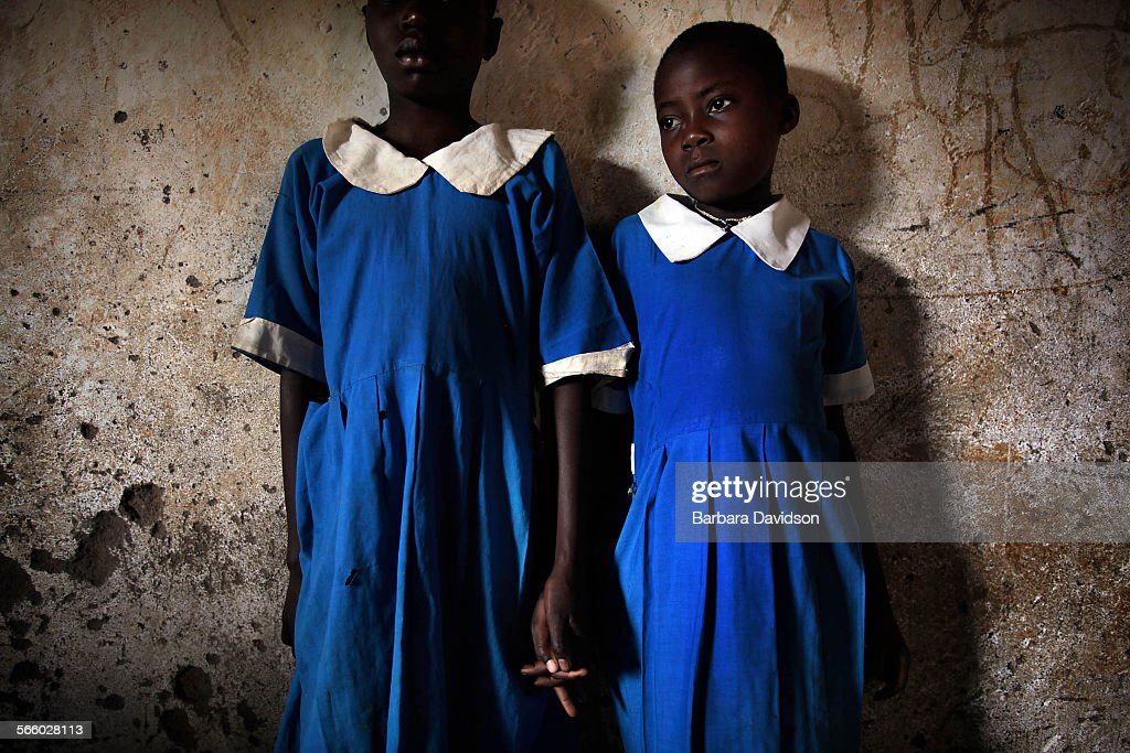 Lucy Achieng and Clementine Achieng are students in the what is called the fourth grade The lack of responsibility for the area where the Obama...