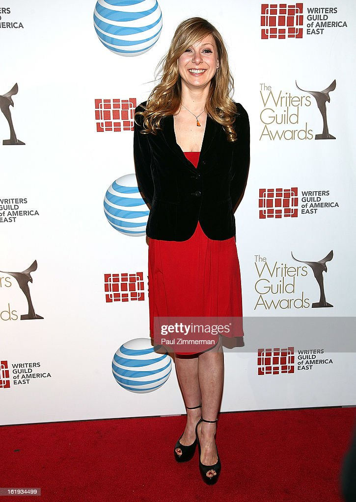 Lucy Alibar attends 65th Annual Writers Guild East Coast Awards at B.B. King Blues Club & Grill on February 17, 2013 in New York City.