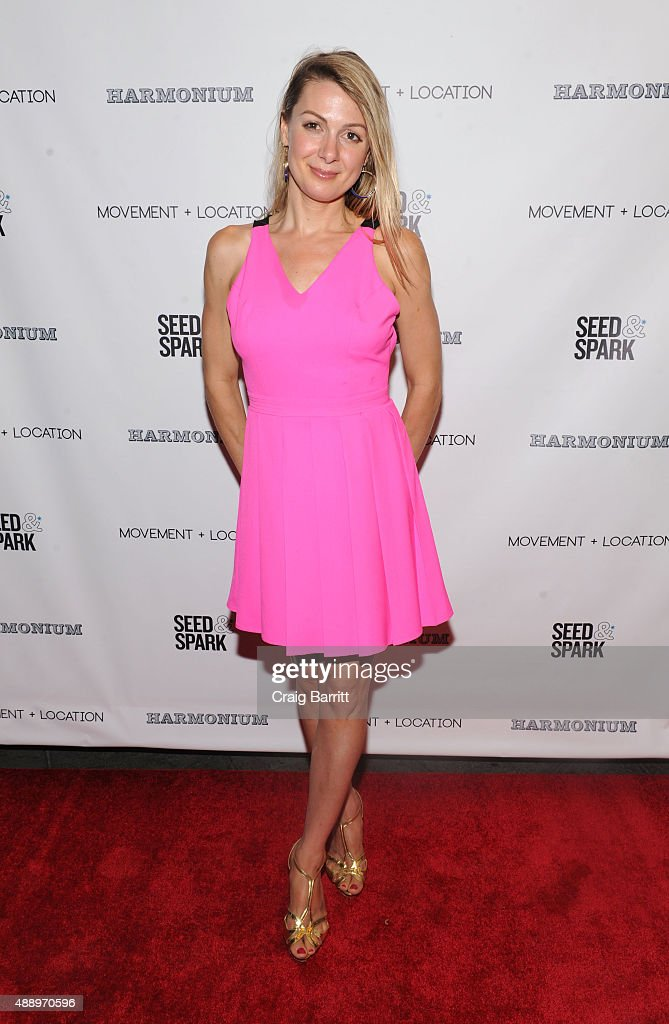 Lucy Alibar attends the Movement Location NYC Premiere on September 18 2015 in New York City