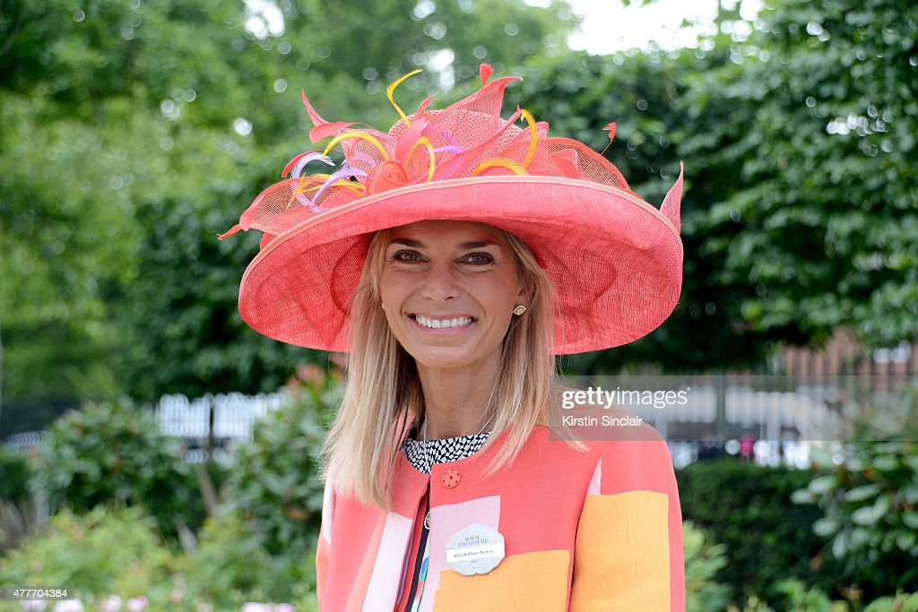 Lucy Asprey attends Royal Ascot 2015 at Ascot racecourse on June 19 2015 in Ascot England